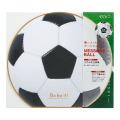 カラー色紙 丸形 サッカーボール柄(33196006)★色紙関連商品よりどり3点で送料無料 3/2(月)まで★