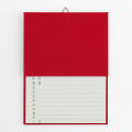 HF 電話帳<A5> 大人の電話帳 赤