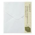 カラー色紙包み 白 (34282011)
