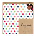 【Origami】オリガミ2色アソート <15角> ドット柄