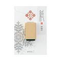 封かん印 雪華柄(35336006)