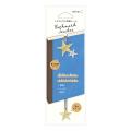 しおりシール 刺繍 星柄(82462006)