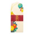 封筒 シルク 菊柄(85258006)