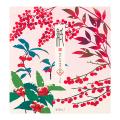 便箋 4柄入 雪と赤い実柄(85259006)