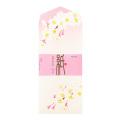 封筒 4柄入 春の花柄(85268006)
