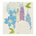 便箋 4柄入 夏の花柄(85275006)