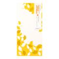 封筒 多目的 シルク いちょう柄(85408006)