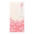封筒 多目的 シルク 桜小紋柄(85454006)