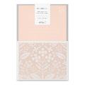 レターセット 透かし 花柄 ピンク(86499006)
