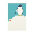 ポストカード ペンギン柄(88519006)