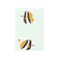 ポストカード 熱帯魚柄(88535006)