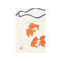 ポストカード 金魚鉢柄(88557006)