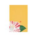 ポストカード 斑入椿柄(88574006)