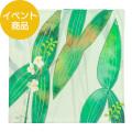 【限定】紙10th「季ごと」 スカーフ おもだか柄(91209474)