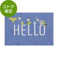 完売しました★【限定】ポストカード セキセイインコ柄(91803326)