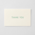 【限定】greetings カード サンキュー2(91803596)