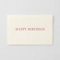 【限定】greetings カード 誕生日1(91803598)