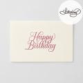 【限定】greetings カード 誕生日3(91803600)