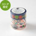 【限定】マスキングテープ Chotto・トリ柄セット(91803626)