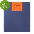 【ストア限定】両面カラーボード色紙 紺・オレンジ (91803723)