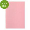 【ストア限定】ブラインドノート<A5> ドット罫 ピンク(91803812)