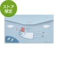 【ストア限定】マスクケース 空飛ぶオジサン柄(91803831)