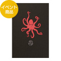 【限定】紙10th「季ごと」 ポストカード イイダコ柄(D-91209434)
