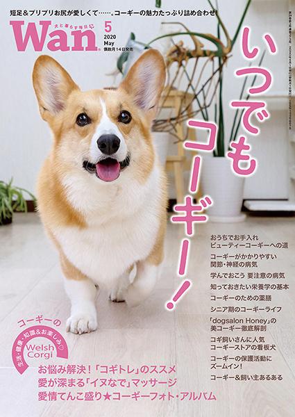 Wan 2020年5月号 4/14発売