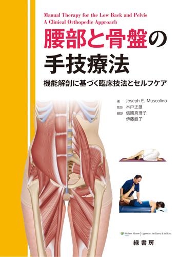 腰部と骨盤の手技療法