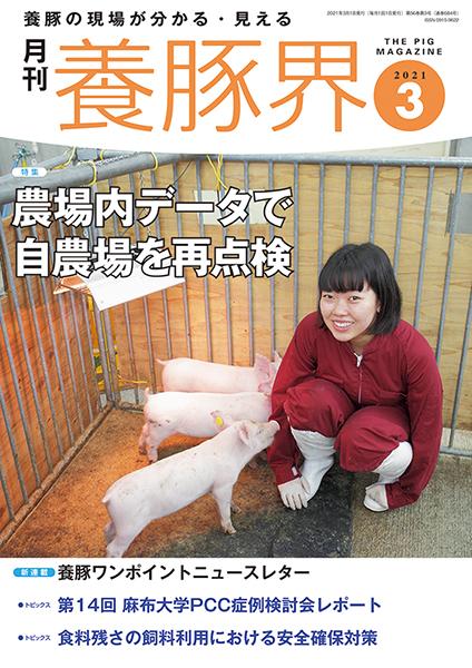 養豚界 2021年3月号