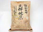 新米【送料無料】令和2年 大輝地米 (福島県 特別栽培米) 白米5キロ