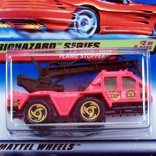 1998 BIOHAZARD SERIES /  FLAME STOPER /  フレイム・ストッパー