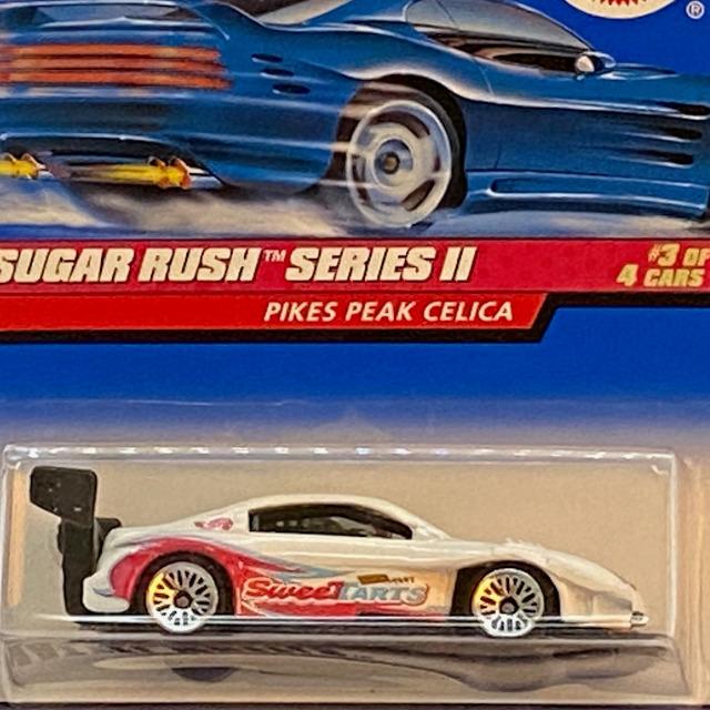 1999  Sugar Rush Series II / Pikes Peak Celica / パイク スピーク セリカ
