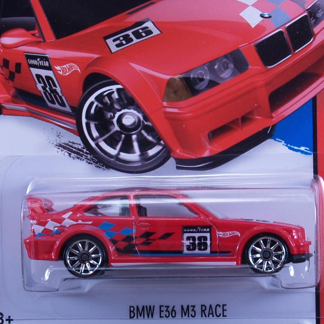 2014 HW RACE / BMW E36 M3 RACE (RED)