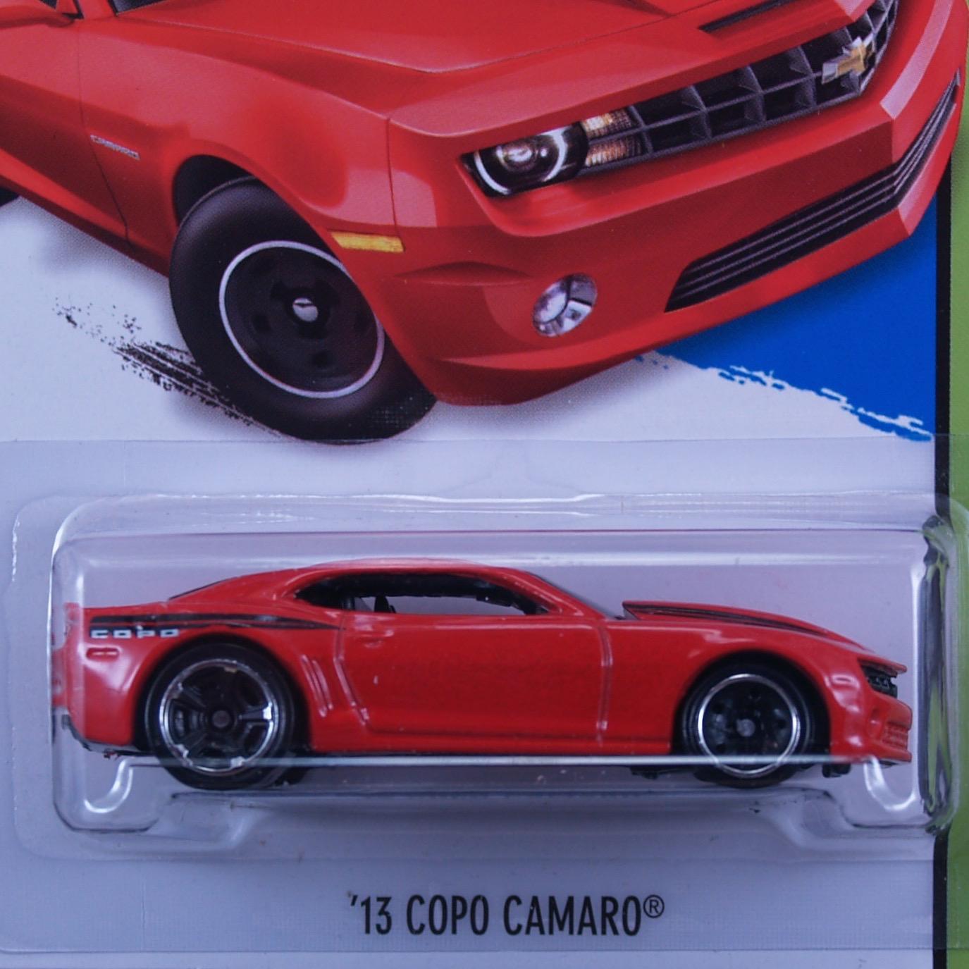 2014 HW WORKSHOP / '13 COPO Camaro (RED)
