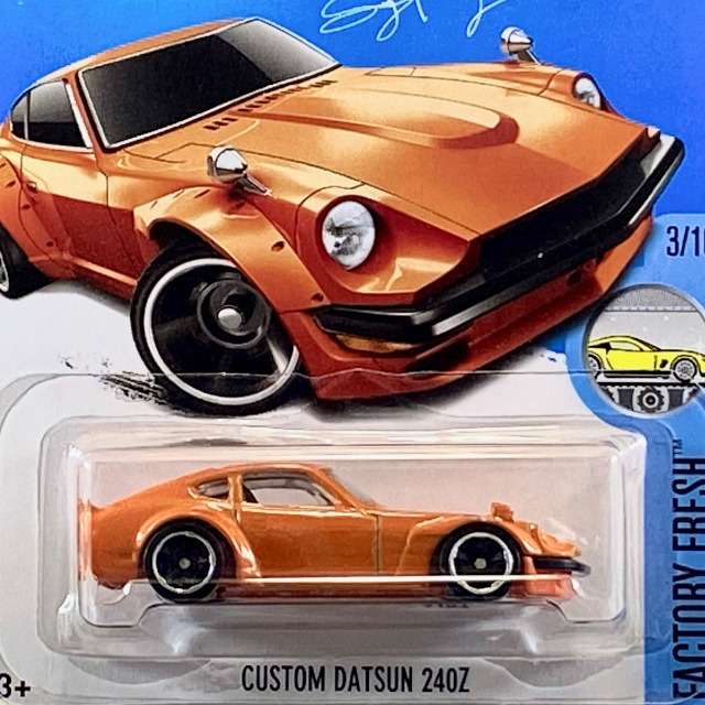 2017 Factory Fresh / Custom Datsun 240Z / カスタム ダットサン 240Z