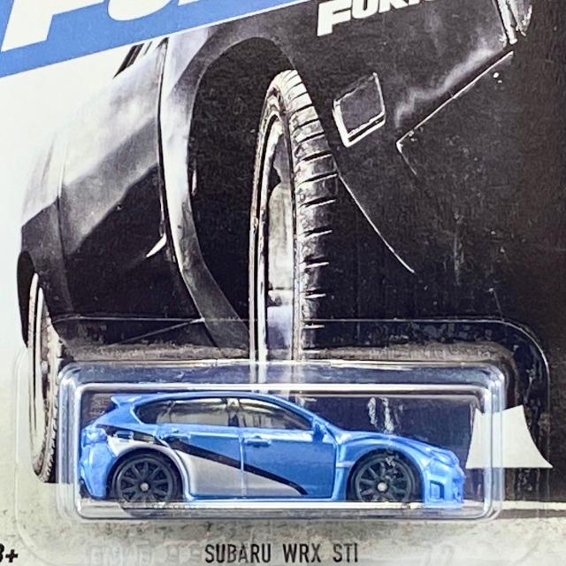 2017 Fast&Furious / Subaru WRX STI / スバル WRX STI【Walmart Exclusive】