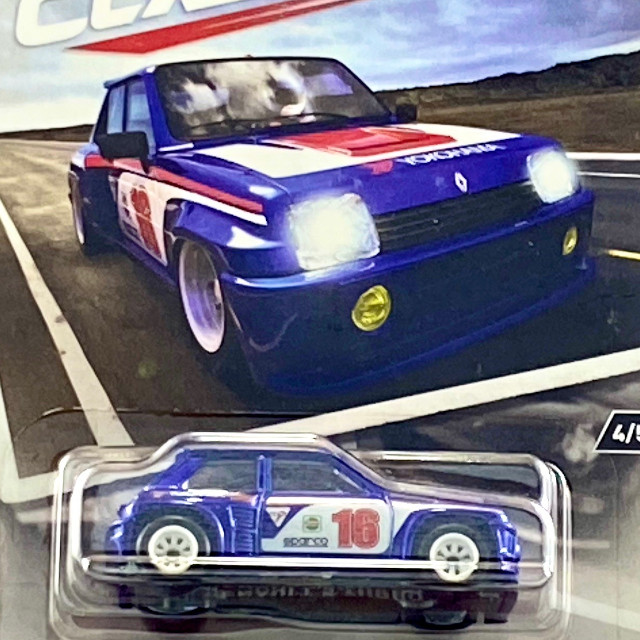 2017 Car Culture Modern Classics / Renault 5 Turbo / ルノ ー 5 ターボ