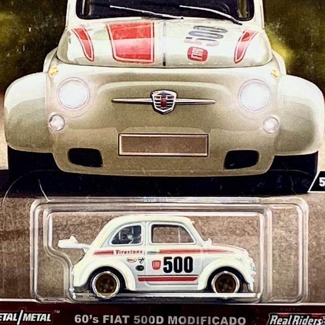 2017 Car Culture - Air-Cooled/60's Fiat 500D Modificado  '60s / フィアット 500D モディフィカド