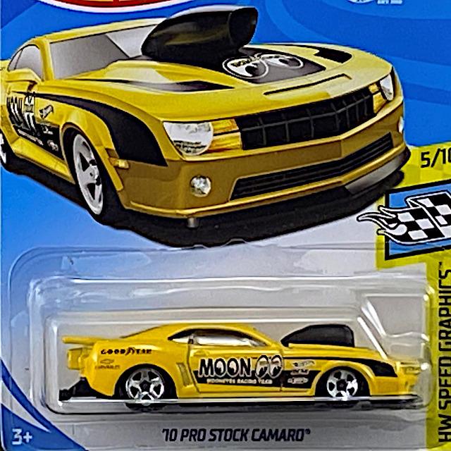 '10 Pro Stock Camaro Mooneyes/'10 プロストック カマロ ムーンアイズ