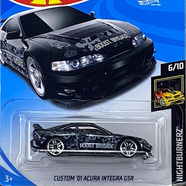 Custom '01 Acura Integra GSR /カスタム '01 アキュラ インテグラ GSR