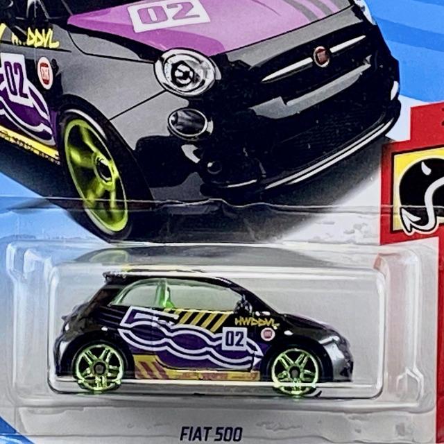2018 HW Daredevils/Fiat 500 / フィアット 500