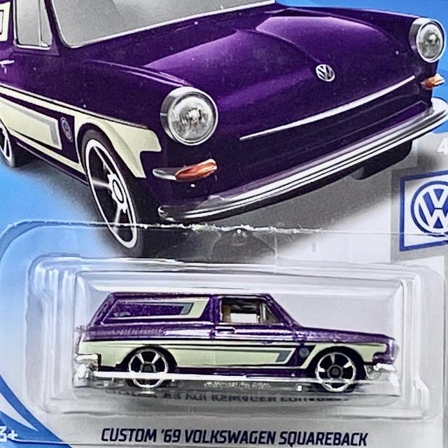 2019 Mainline / Custom '69 Volkswagen Squareback / カスタム '69 フォルクスワーゲン スクエアバック