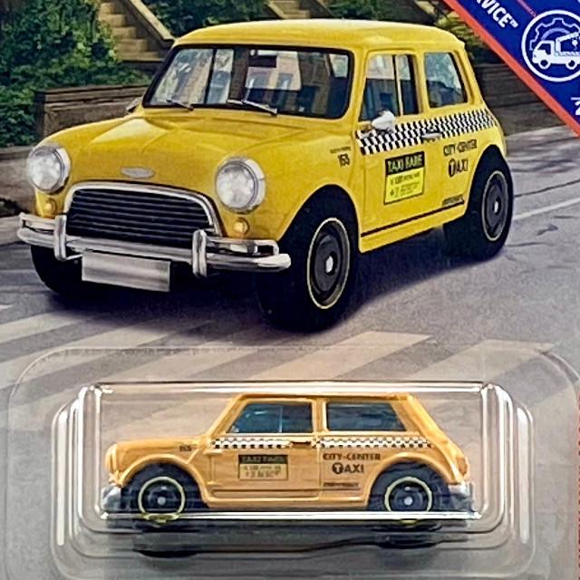 2019 MBX Service / '64 Austin Mini Cooper / '64 オースティン ミニ クーパー
