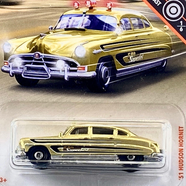 2020 MBX 50th Anniversary Superfast / '51 Hudson Hornet / '51 ハドソン ホーネット