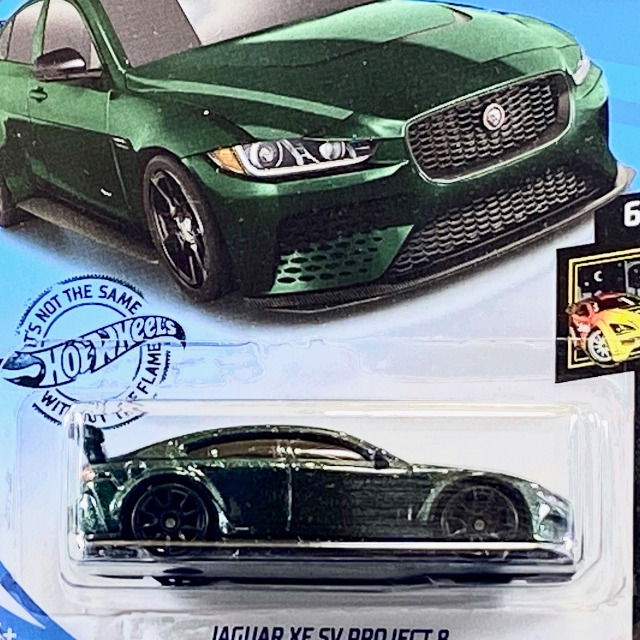 2020 Nightburnerz / Jaguar XE SV Project 8 /ジャガー XE SV プロジェクト 8