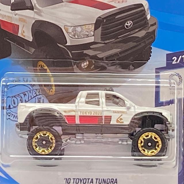 2020 Olympic Games Tokyo 2020 / '10 Toyota Tundra / '10 トヨタ ツンドラ