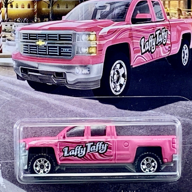 2019 MBX Candy Series / '14 MB Chevy Silverado 1500 / '14 MB シェビーシルバラード 1500