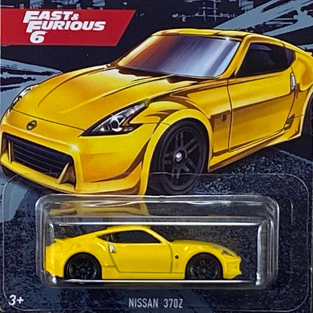 2020 Fast & Furious / Nissan 370Z / ニッサン 370Z【Wal-Mart Exclusive / ウォルマート 限定】