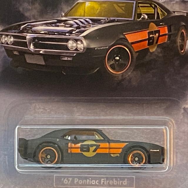 2020 American Steel / '67 Pontiac Firebird / '67 ポンティアック ファイヤーバード 【 Walmart Exclusive】